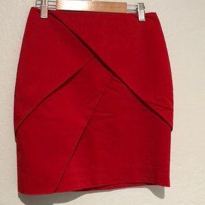 Red Skirt Brand New